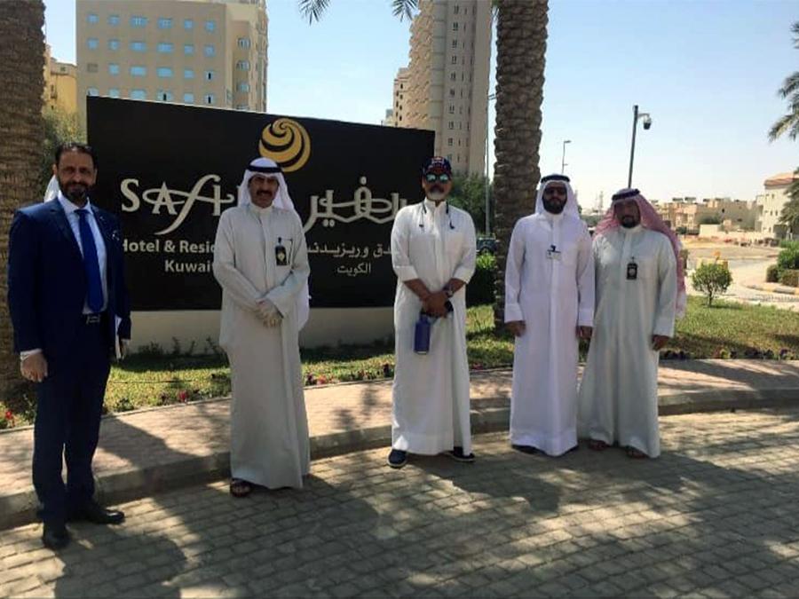 تقدّم فنادق ومنتجعات سفير الدعم للكويت في مكافحة تفشي فيروس كورونا
