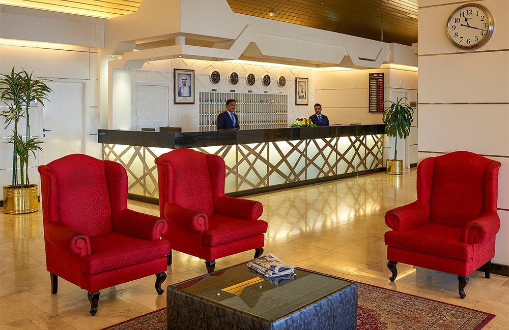 Safir Airport Kuwait