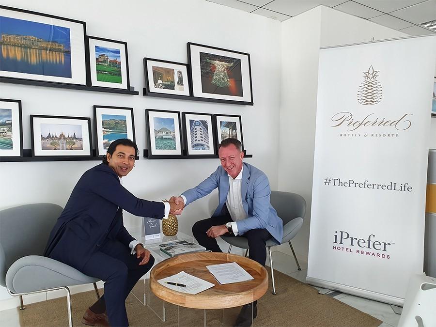 علاقة سفير للفنادق والمنتجعات المتنامية مع بريفيرد هوتلز آند ريزورتس