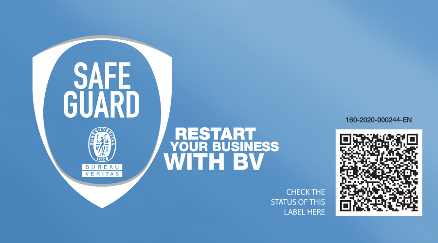 Bureau Veritas SAFE GUARD™ Certification