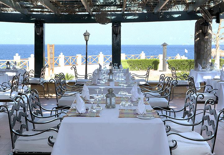 Paradise Reef Restaurant