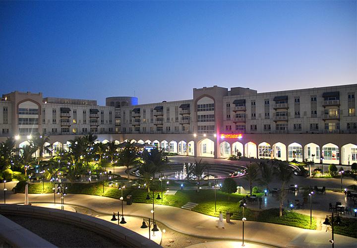 Salalah Gardens Mall